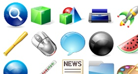 Free Objects Icons