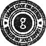 Github, Stamp Icon