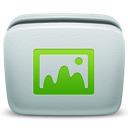 Folder, Mac, Photo Icon