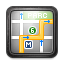 Iphone, Maps Icon