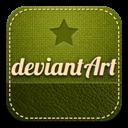 Deviantart, Retro Icon