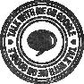 Google, Stamp, Talk Icon