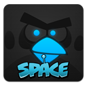 Angry, Birdsspace, Ice Icon