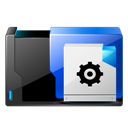 Batch, Dos, File, Ms Icon