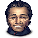 Adama, Captain Icon