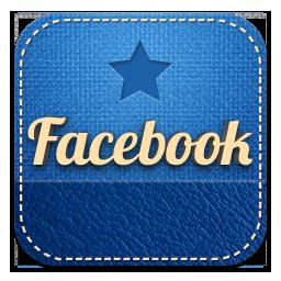 Facebook, Retro Icon