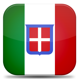 Flag, Italy, Of Icon