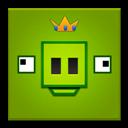 Frameless, King, Pig Icon
