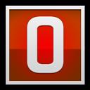 Opera, Shine Icon