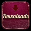 Downloads, Retro Icon