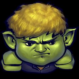 Hulkling, Sulking Icon