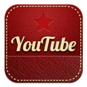 Retro, Youtube Icon