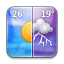 Iphone, Weather Icon