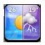Iphone, Weather Icon