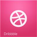 Dribbble, Windows Icon