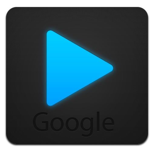 Google, Ice, Play Icon