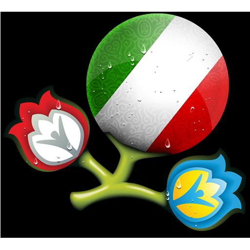 Euro, Italy Icon