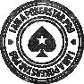 Poker, Stamp, Stars Icon