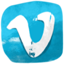 Drawned, Hand, Vimeo Icon
