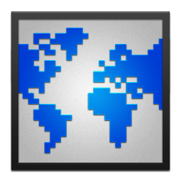 Black, Browser, Frame Icon