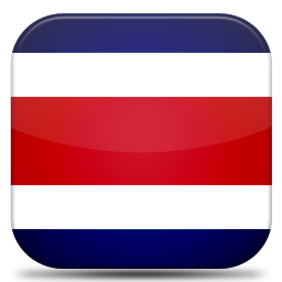 Costa, Rica Icon