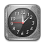 Clock, Iphone Icon