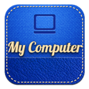 Mycomputer, Retro Icon