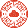 App, Cloud, Stamp Icon