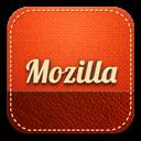 Mozilla, Retro Icon