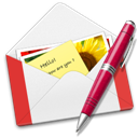 Gmail, Letter, Write Icon