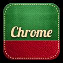 Chrome, Retro Icon