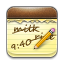 Iphone, Notes Icon