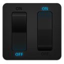 Ice, Light, Switch Icon