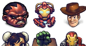 Ultra Buuf Icons