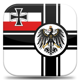Ensign, Germany, Of, War Icon