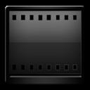 Black, My, Videos Icon