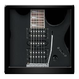 Black, Garageband Icon