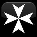Cross, Hospitaller, Knights, Malta, Of, The Icon