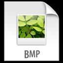 Bmp, File, z Icon