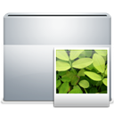 Folder, Images Icon