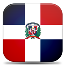 Dominican, Republic Icon