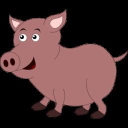Icon, Pig Icon