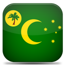 Cocos, Islands, Keeling Icon