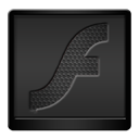 Black, Flash, Player Icon