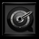 Black, Quicktime Icon