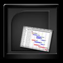 Black, Microsoft, Project Icon