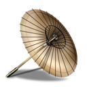 Chinese, Umbrella Icon