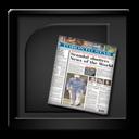 Black, Frontpage, Microsoft Icon