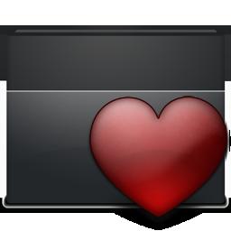 Favorites, Folder Icon