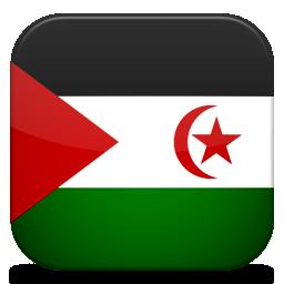 Arab, Democratic, Republic, Sahrawi Icon